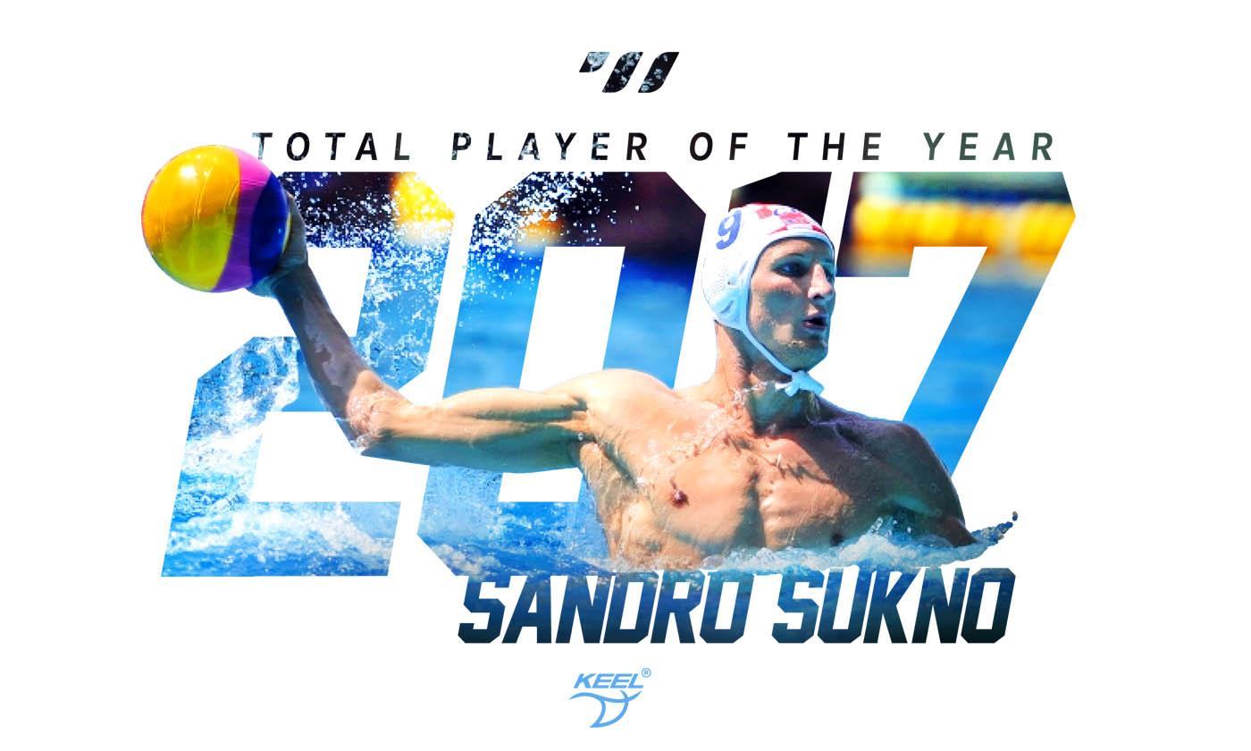 Sandro Sukno - Winner of the Total Player Award 2017