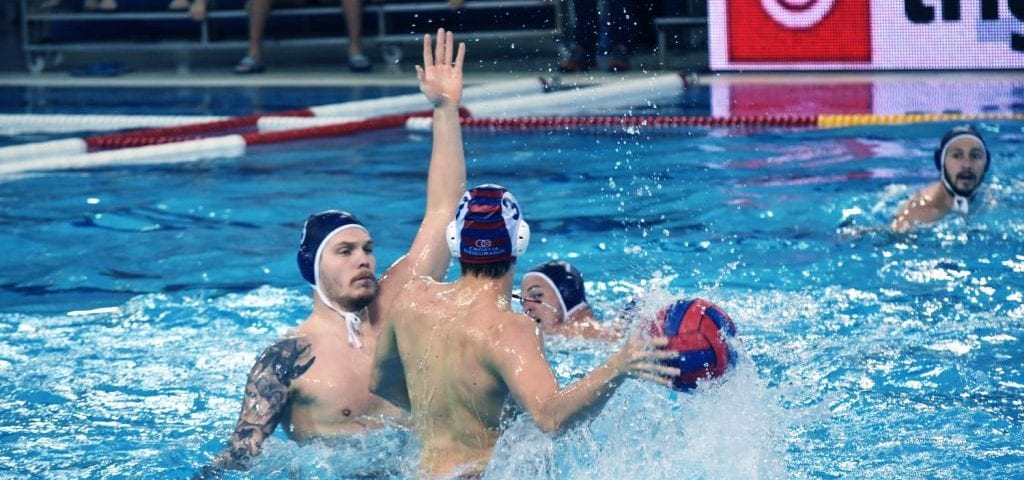 Triglav Regional Water Polo League - Jug Meets HAVK Mladost in the Final