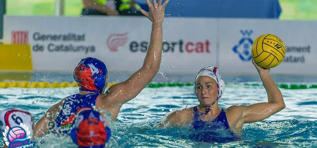 Women's LEN Trophy Final Four, Mataro (ESP) – Greek and Hungarians in the Final