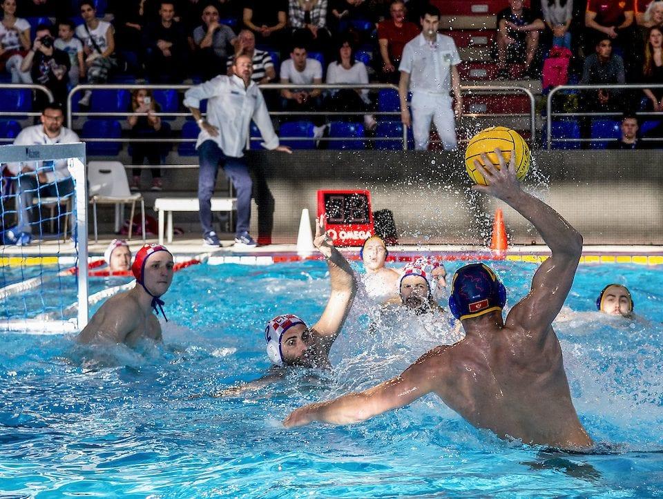 LEN Water Polo Europa Cup, Men's Super Final, Rijeka (CRO) – Day 2