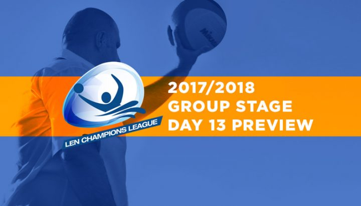 Champions League, Main Round, Day 13 – Preview
