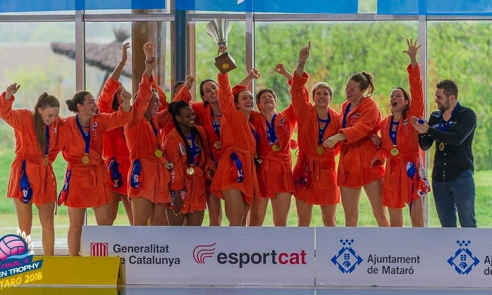 Women's LEN Trophy Final Four, Mataro (ESP) – Epic Final for the Trophy