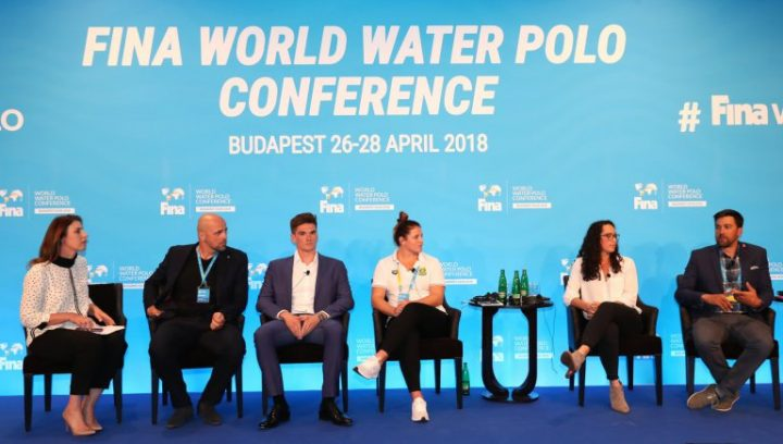 """Water Polo Conference, Day 1: Krikorian: """"Trust is everything"""""""