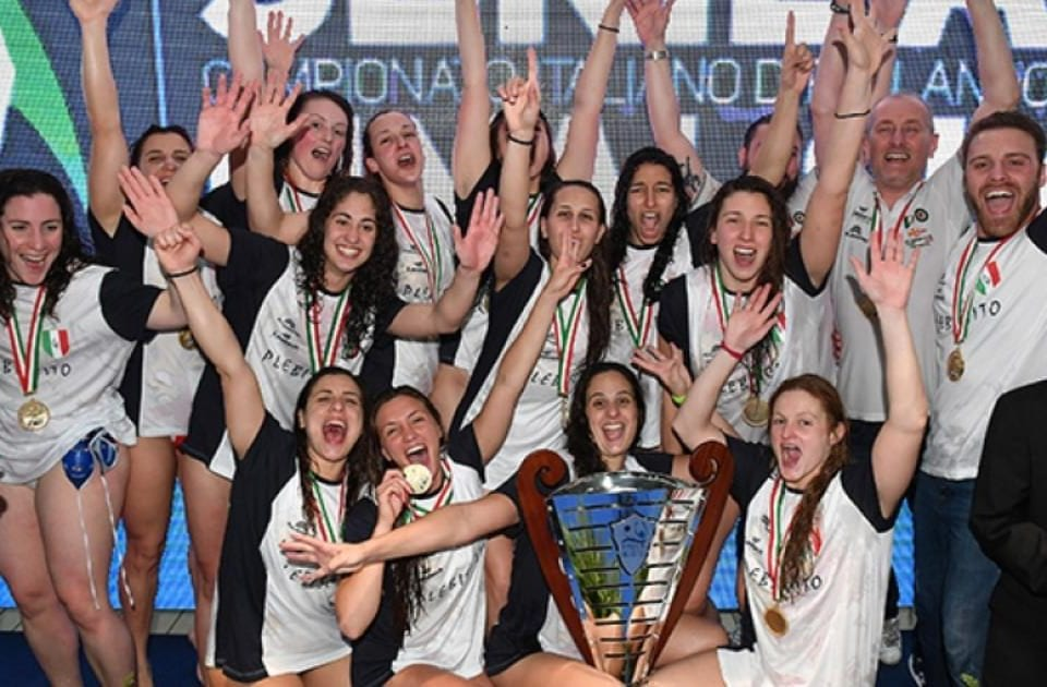 Italian Water Polo — Major Surprise with Plebiscito Padova on the Throne