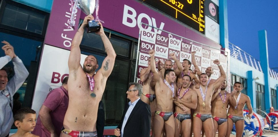 Malta Winter League - San Giljan Got the Third Consecutive Victory