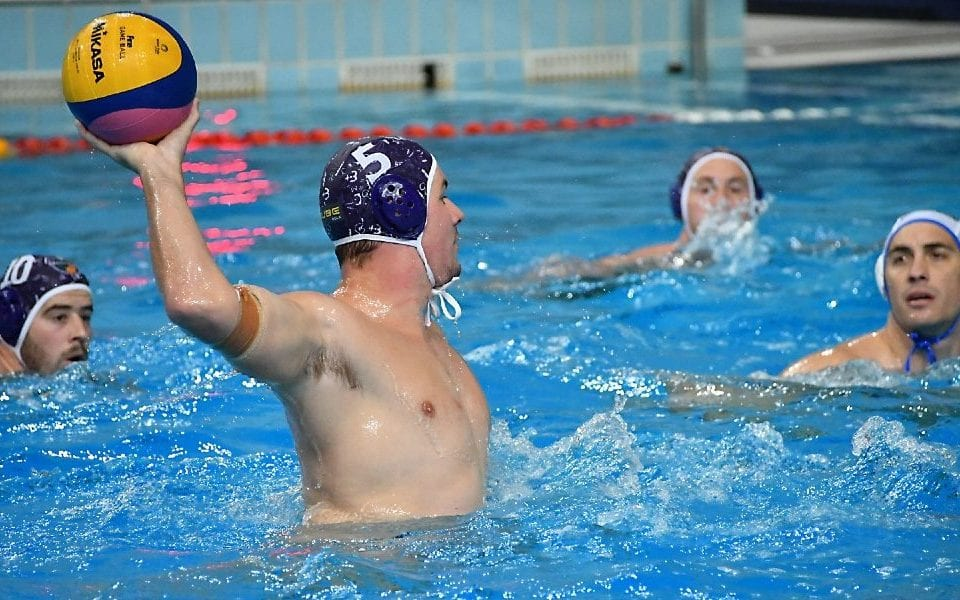 Australian Water Polo — Day 2 OVO AWL Finals Series
