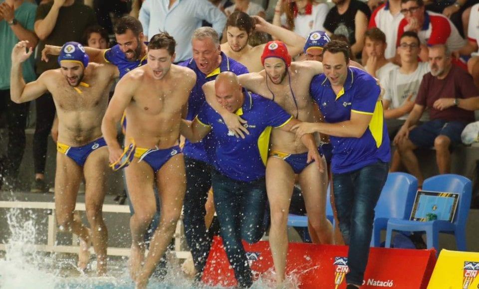 CN Atléti Barceloneta Got Its 13th Consecutive Title In PREMAAT Men's League