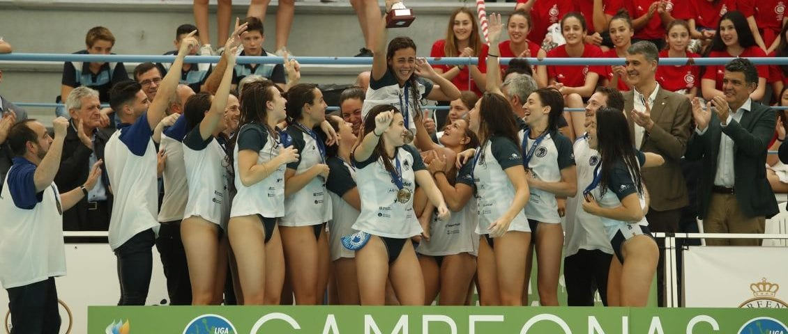 Spanish Water Polo — CN Sabadell Remains at the Top with the Eighth Consecutive Title
