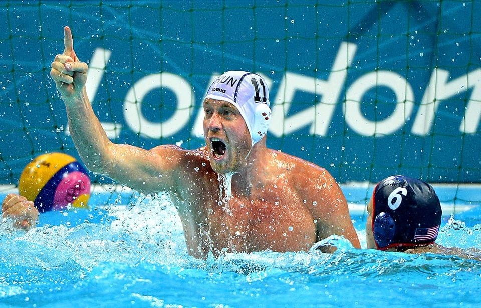 Ádám Steinmetz Leaves Water Polo While Szeged Are in Trouble