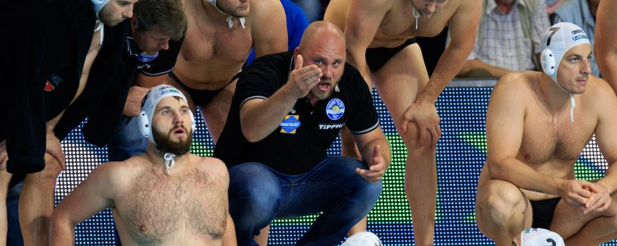 Hungarian Water Polo — Vámos Márton: We Want to Move This Momentum to The Third Match