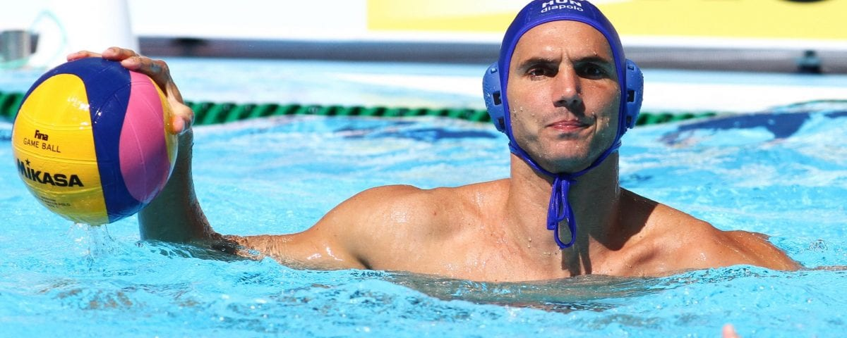 """[WATER POLO LEGENDS] Dániel Varga: """"I Won't Be a Coach Because I Stopped Playing, It's The Other Way Around!"""""""