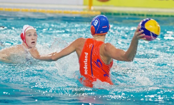 USA-Netherlands Out for Gold in FINA Women's Water Polo Super Final