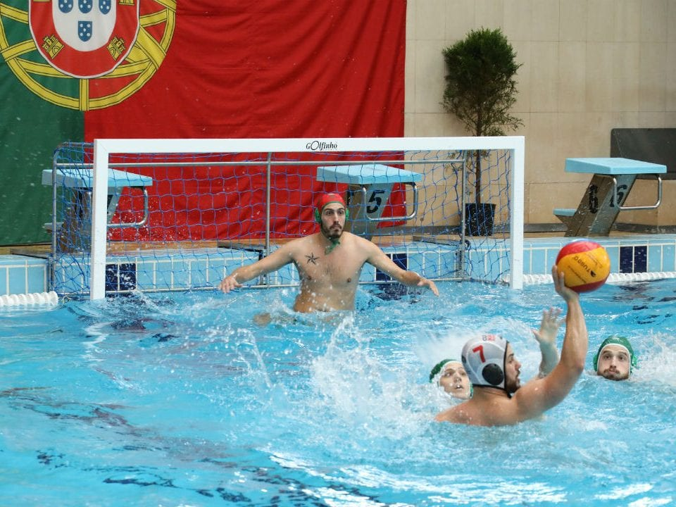Portuguese Water Polo — Povoense Postpones The Champion's Title