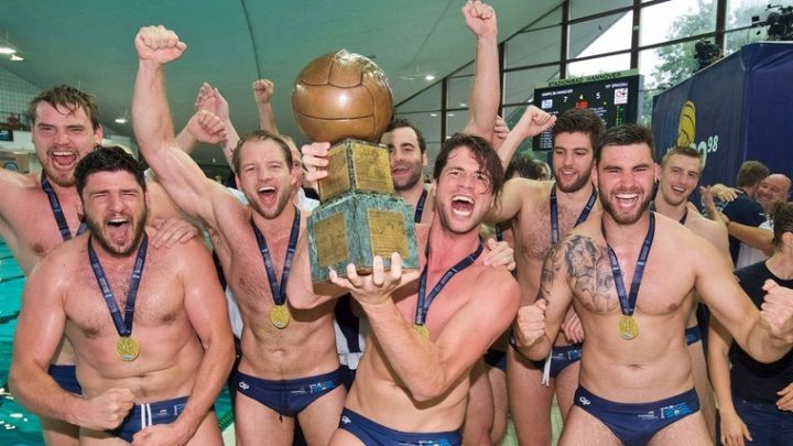 German Water Polo Waspo's Total Domination: Triple Crown!