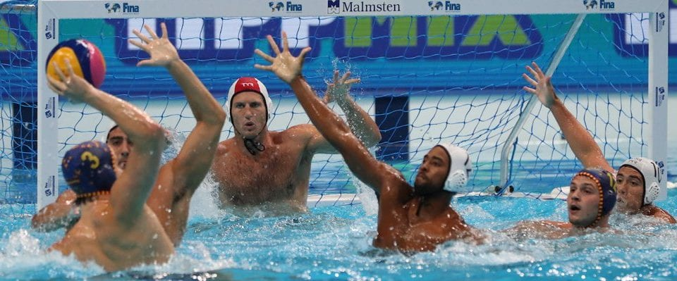 Men's World Super Final — USA Spoil Europe's Party by Beating Spain On The Opening Day