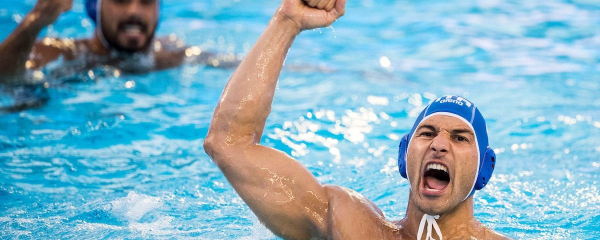[WP2018 BARCELONA] Day 5, Men — Italy and Serbia Secure Their Top Spots!