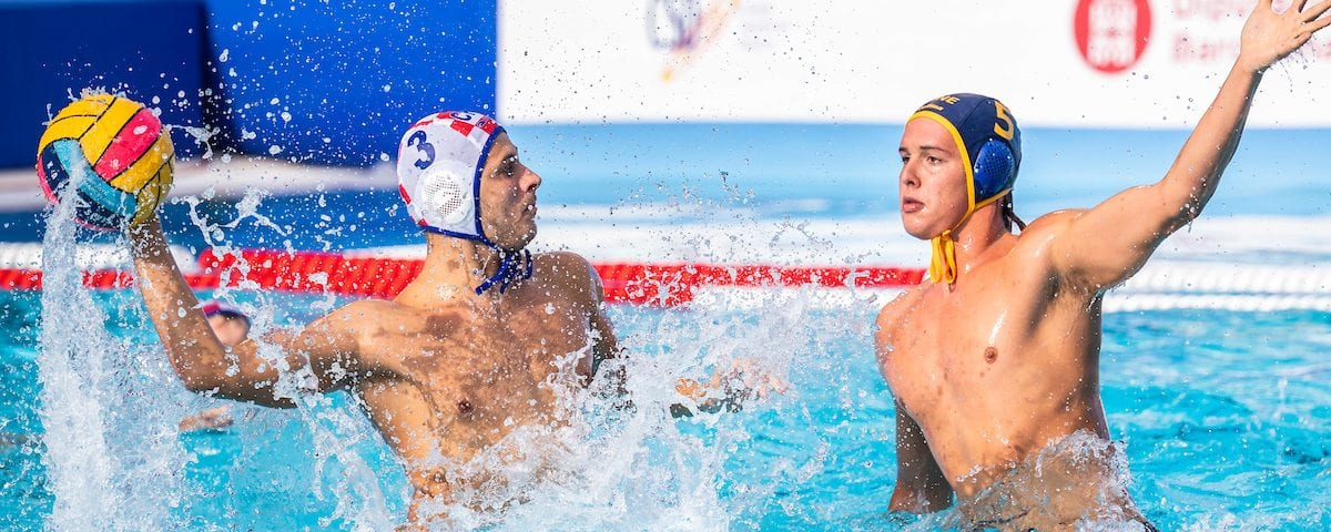 [WP2018 BARCELONA] Quarter Finals, Men — Serbia Denies Semifinals to Hungary, Will Play Croatia