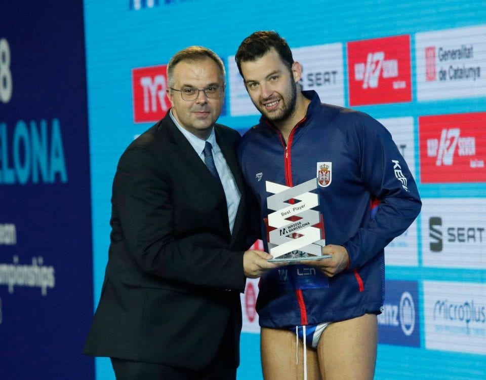 Filip Filipović — MVP of European Championships to Leave Pro Recco for Barceloneta?