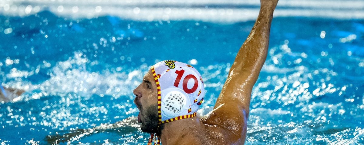 [WP2018 BARCELONA] Semi Finals, Men — Spain and Serbia to Meet In The Finals!
