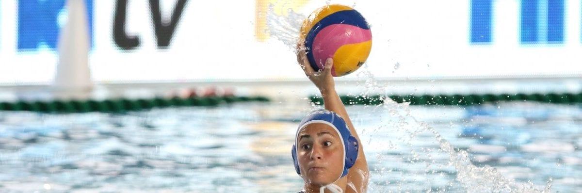 Women's Youth World Championships, Belgrade, Day 1 — Match Reports