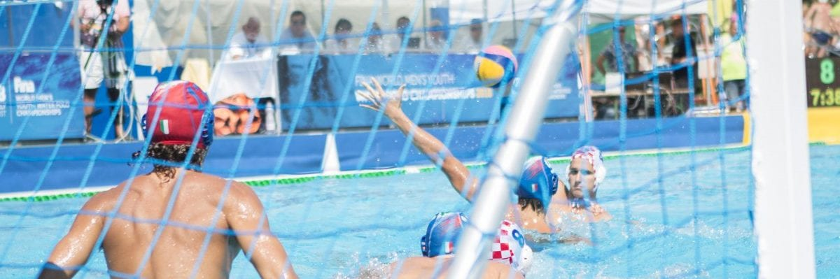 Croatia downs Italy, Greece Beats Host Hungary — World Men's Youth Championships, Day 2