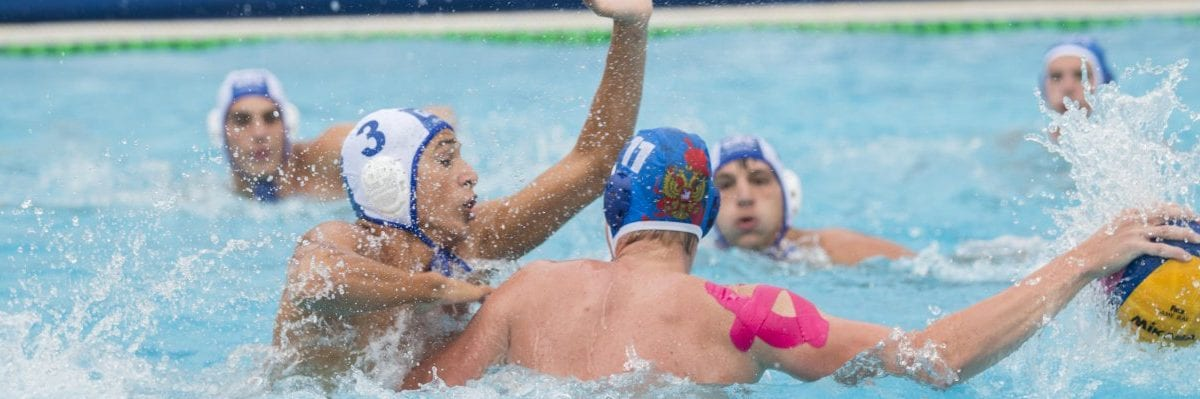 Greece, Serbia atop, Join Croatia and Montenegro in The Quarters — World Men's Youth, Day 4
