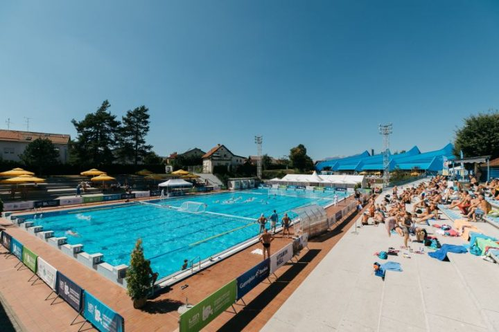 Veterans of Water Polo — Day 5 of 2018 European Masters Championships, Slovenia