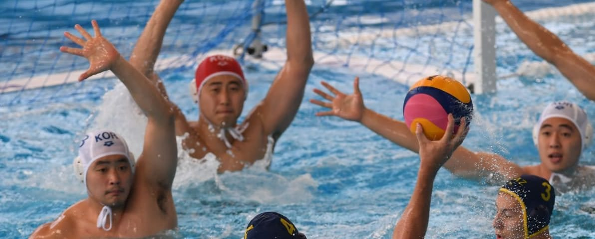 [ASIAN GAMES 2018] Men's Tournament, Day 1 — Japan Crushes China on First Day