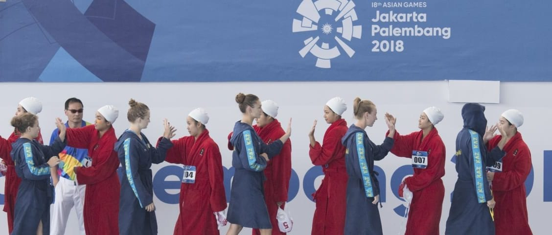[ASIAN GAMES 2018] Women's Tournament, Day 4 — China Still Holds The Top, Japan and Kazakhstan Close