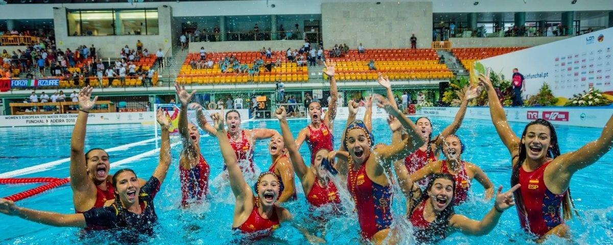 Spain Takes the Gold! — LEN Women's European U-19 Championships — Final Day