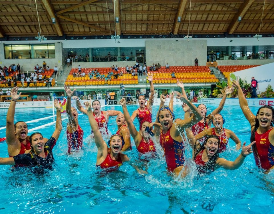 Spain Takes the Gold! — LEN Women's European U-19 Championships — Final Day