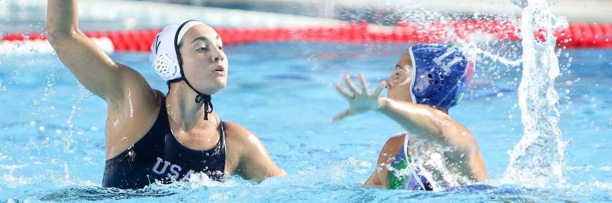 Women's Youth World Championships, Belgrade, Day 5 — Match Reports