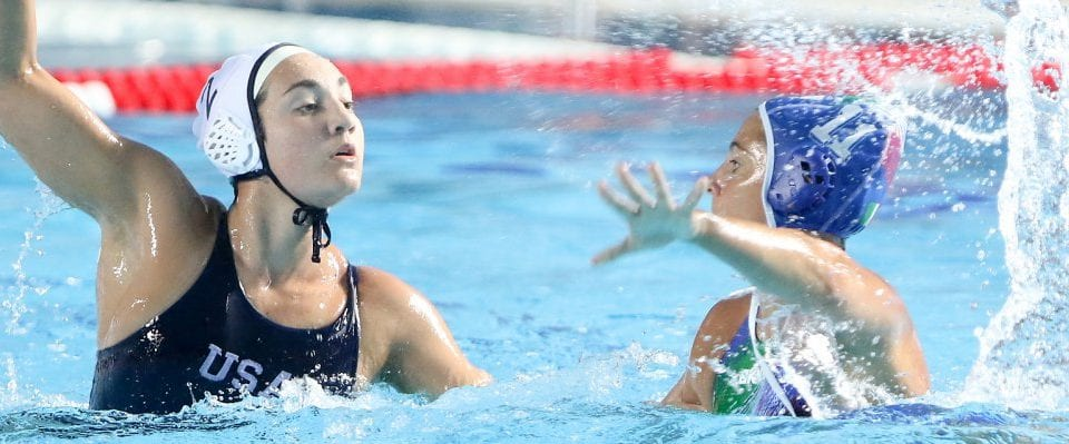 Women's Youth World Championships, Belgrade, Day 5 — Match Reports