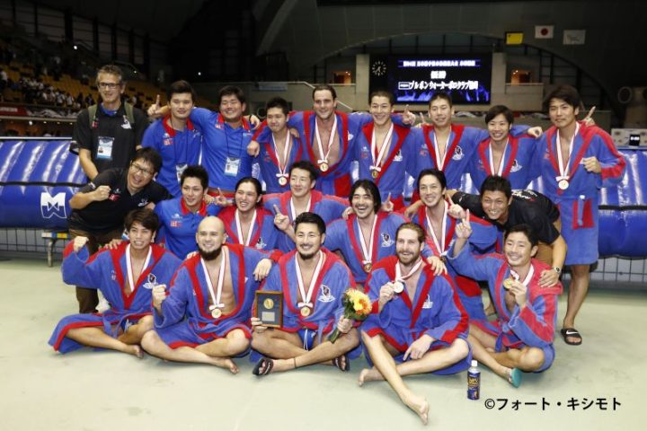 Japanese Water Polo - Boys from Kashiwazaki Take the 6th Consecutive Title
