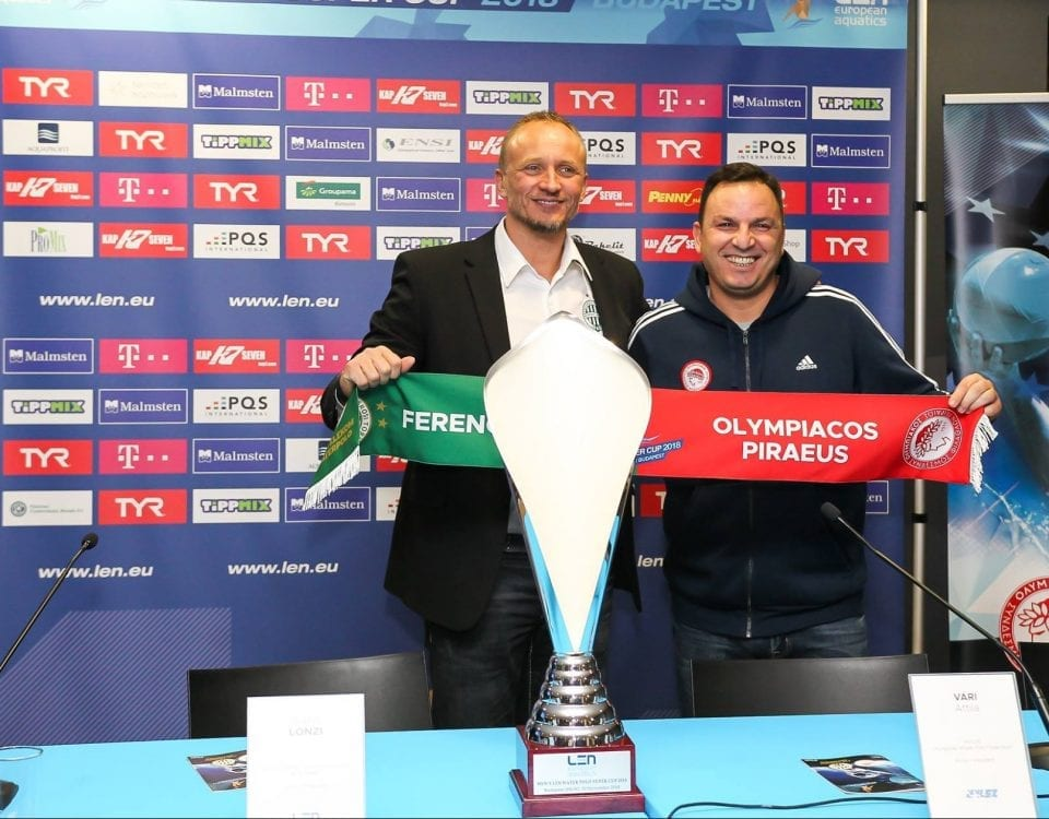 A Grand Celebration of Water Polo in Budapest - LEN Super Cup Preview