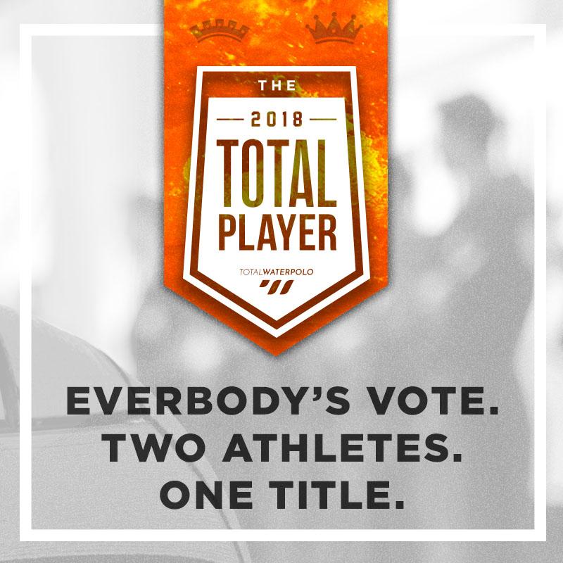 Total Player 2018 Award