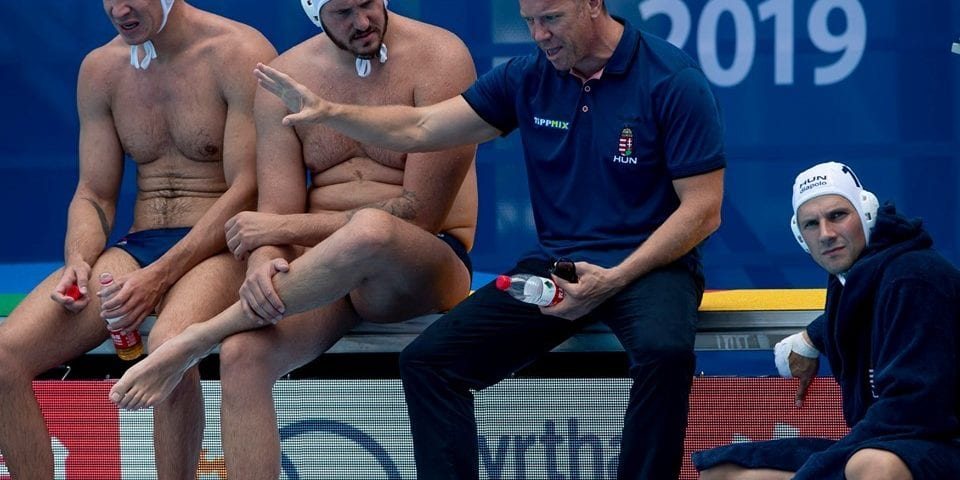 Hungary water polo Gwangju