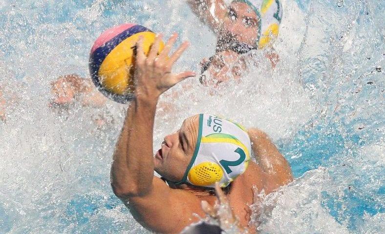 Richard Campbell (Australia) Water Polo