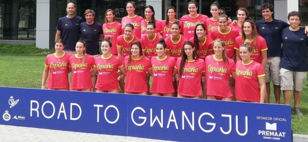 Spain Women Water Polo