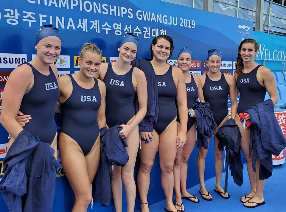 women usa beach water polo