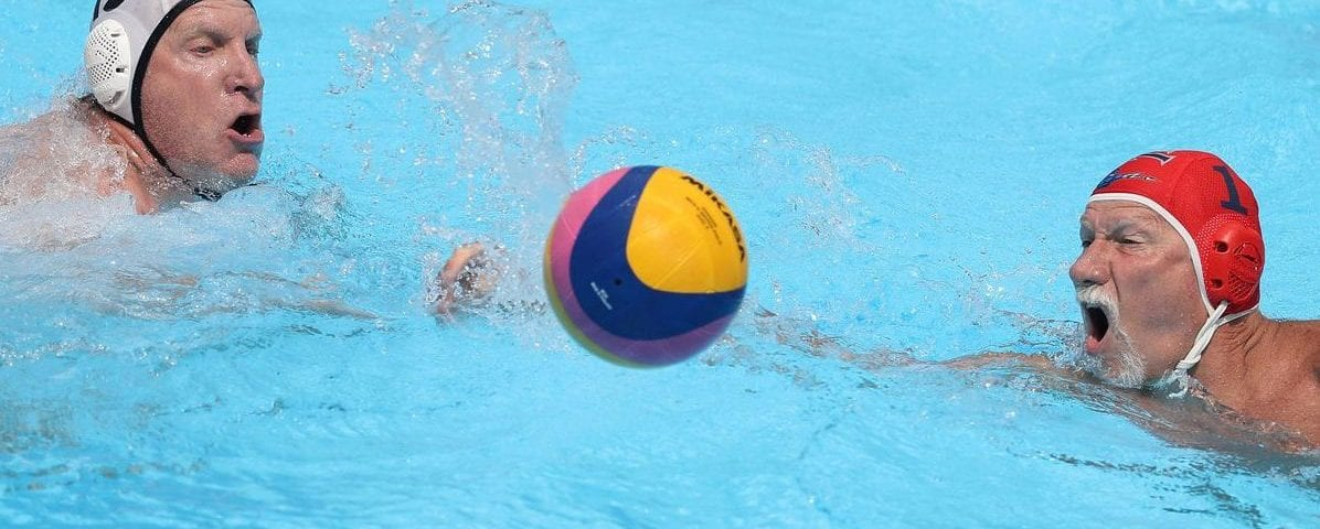 masters water polo