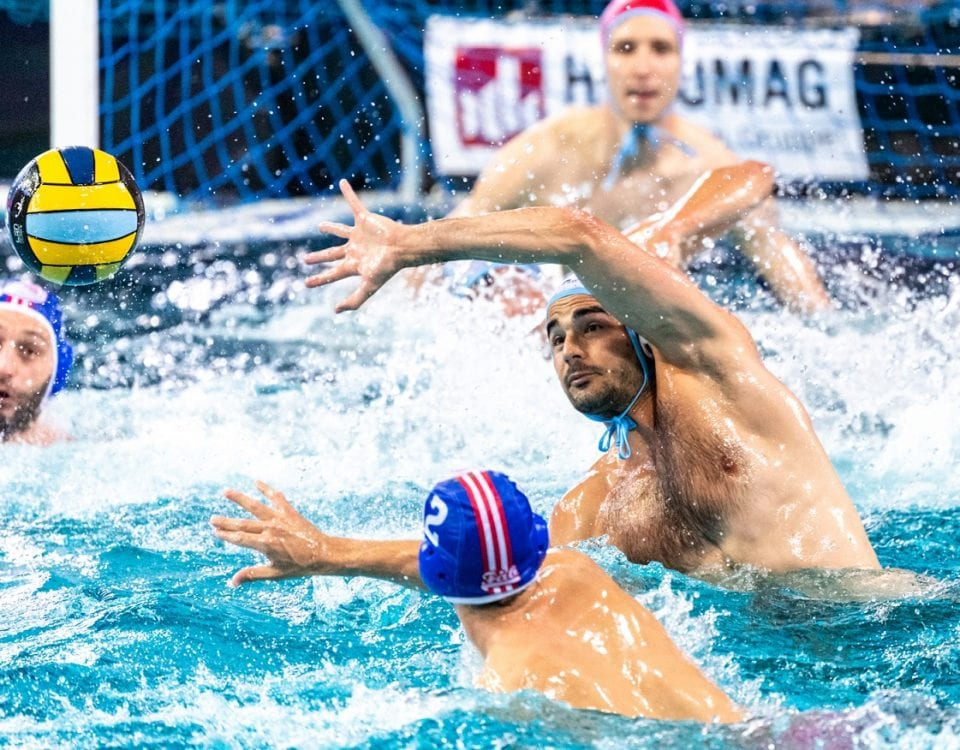 Hannover Final Eight - LEN Water Polo Champions League 2018 / 2019