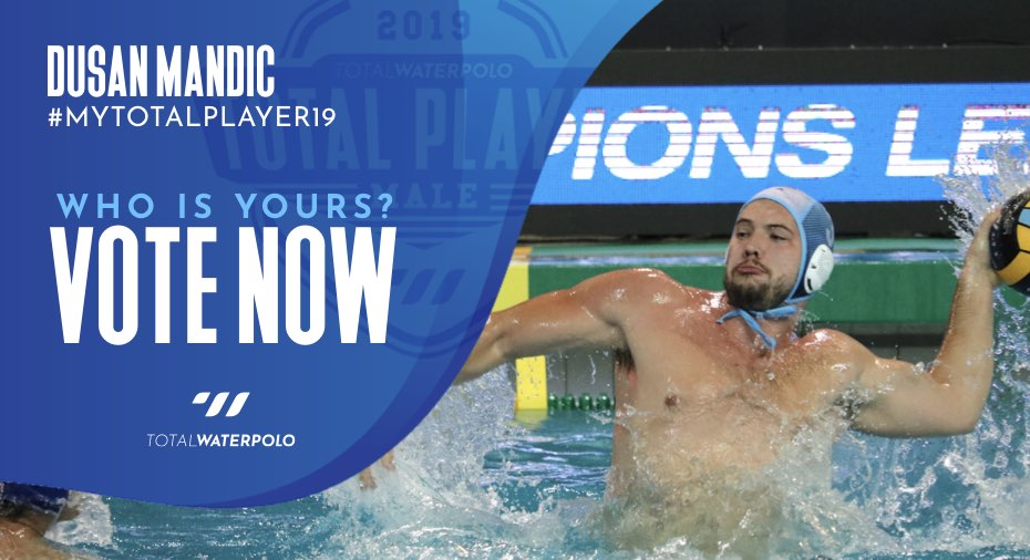 Dusan Mandic is My TOTAL PLAYER 2019
