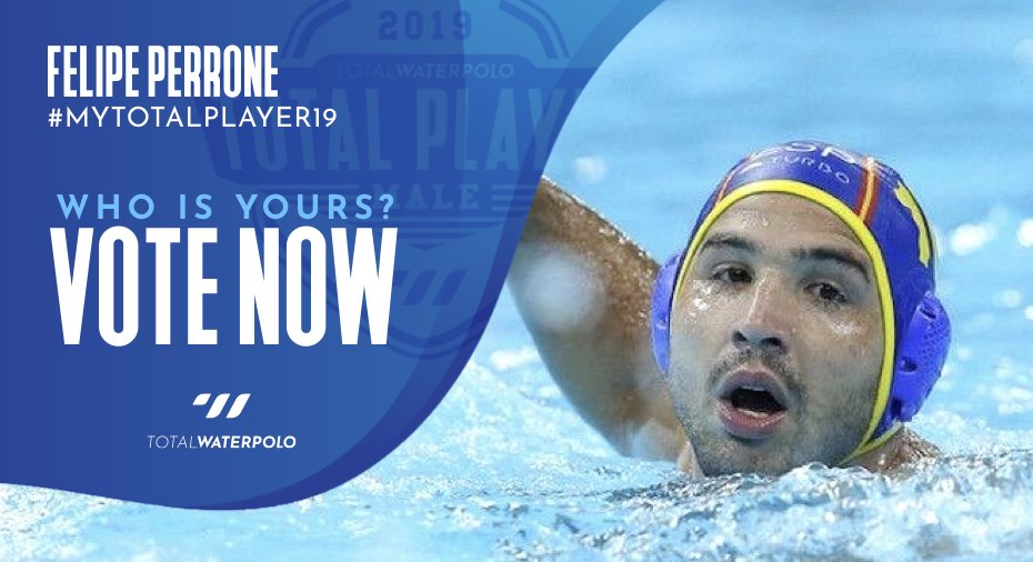 Felipe Perrone is My TOTAL PLAYER 2019