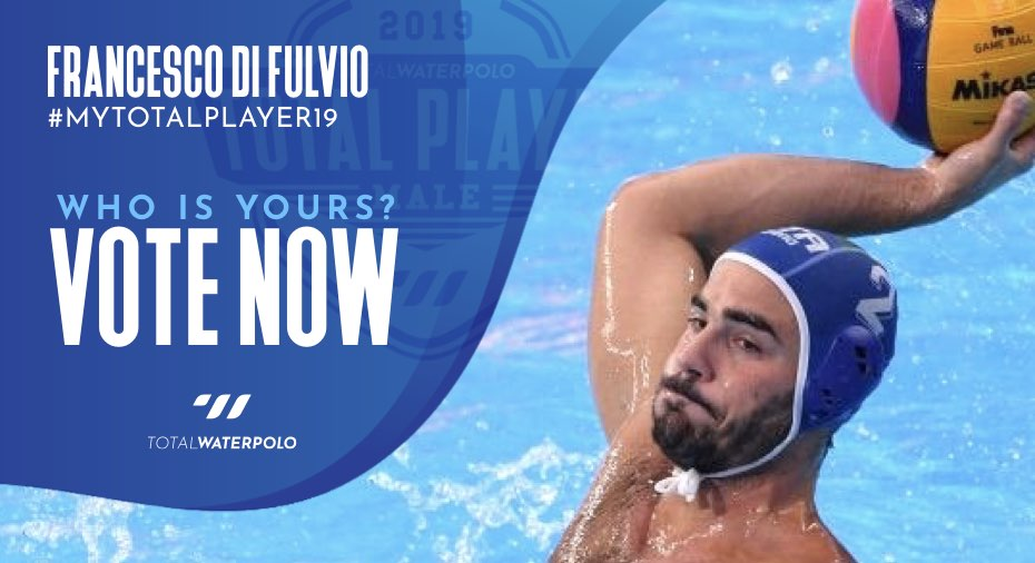 Francesco Di Fulvio is My TOTAL PLAYER 2019