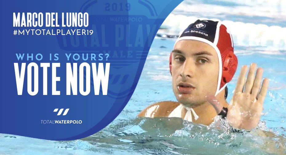 Marco Del Lungo is My TOTAL PLAYER 2019