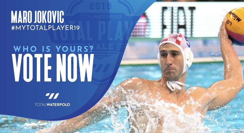 Maro Jokovic is My TOTAL PLAYER 2019
