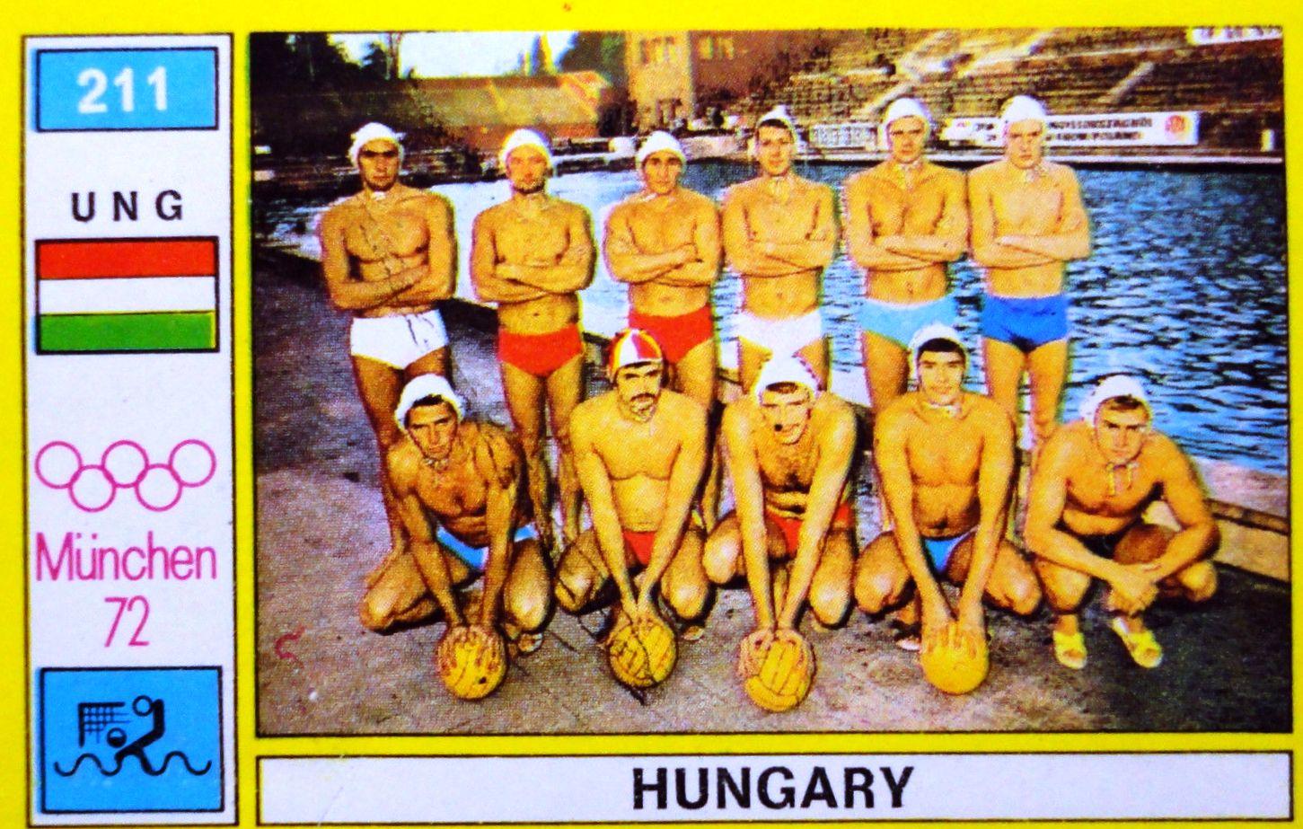 Hungary Munich 1972