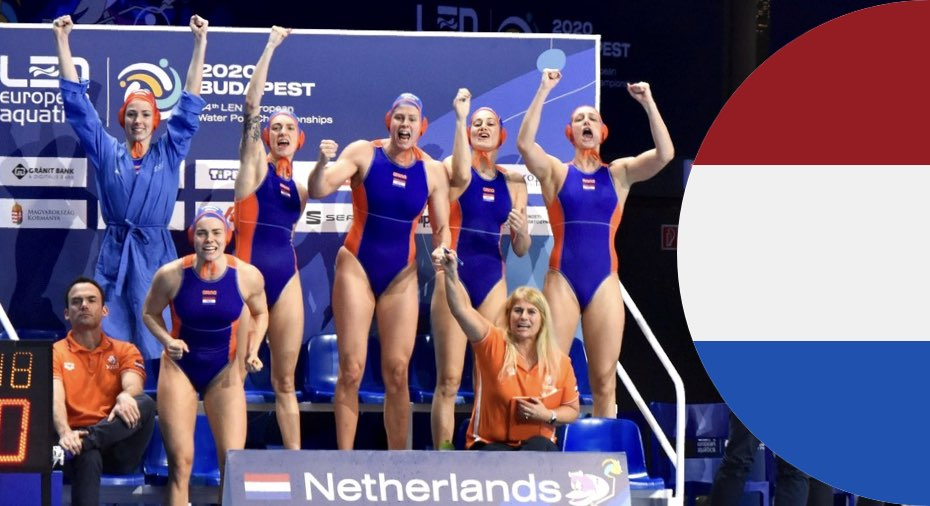 Water polo in The Netherlands