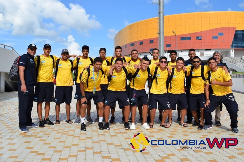 Colombian national water polo team